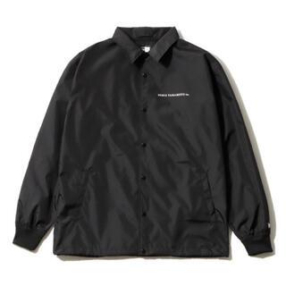 ヨウジヤマモト(Yohji Yamamoto)のYohji Yamamoto × New Era Coach Jacket(ナイロンジャケット)