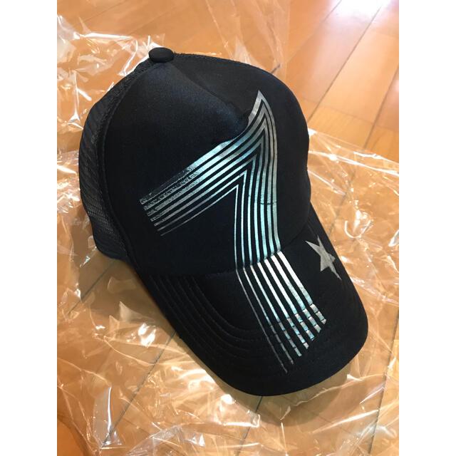 IZREEL(イズリール)のIZREEL キャップ メッシュキャップ メンズの帽子(キャップ)の商品写真