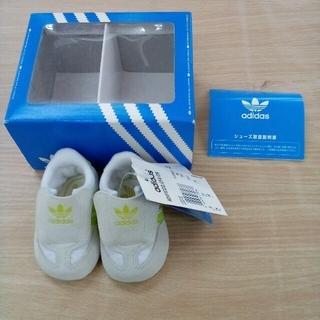 アディダス(adidas)の新品未使用 adidas 9cm ファーストシューズ  0907002(スニーカー)