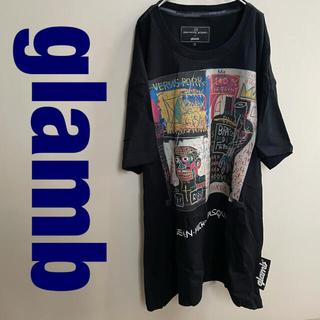 glamb - glamb グラム バスキア Tシャツ ブラック