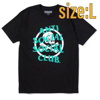 ネイバーフッド(NEIGHBORHOOD)の【黒/L】Neighborhood X Assc Cambered Tee(Tシャツ/カットソー(半袖/袖なし))