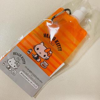 ハローキティ(ハローキティ)のHELLO Kitty ハローキティ 折りたたみウォーターバッグ No3(水筒)