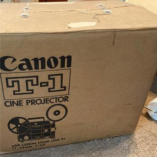 キヤノン(Canon)のCanon T1CINE プロジェクター(プロジェクター)