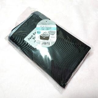 新品 エコバッグ レジかご 内側アルミ 保冷 保温 肩掛け コンパクト   (エコバッグ)