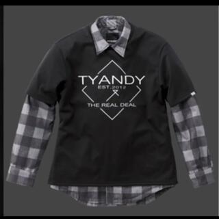 オンヨネ(ONYONE)のTYANDY ボードウェア 「TEE LAYERED CHECK SHIRTS」(ウエア/装備)