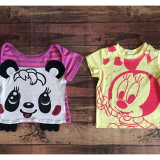 グラグラ(GrandGround)のお買い得♪可愛すぎ♡◆グラグラ◆他 Tシャツ ベビー80サイズ 2枚セット(Tシャツ)