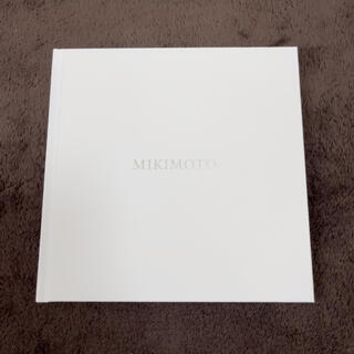 ミキモト(MIKIMOTO)の【美品】ミキモト*ブライダルリングカタログ*価格表付き美品(その他)