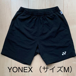 ヨネックス(YONEX)のYONEX ハーフパンツ(ブラック)(ショートパンツ)
