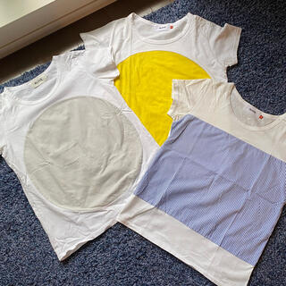 アロイ(ALOYE)の3枚組☆アロイTシャツ(Tシャツ(半袖/袖なし))