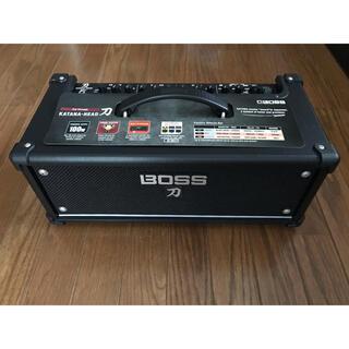 ボス(BOSS)のBOSS  KATANA HEAD   ボス 刀 ヘッド(ギターアンプ)