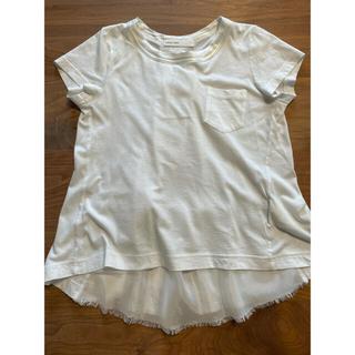 サカイラック(sacai luck)のsacai luck シャツ(Tシャツ(半袖/袖なし))