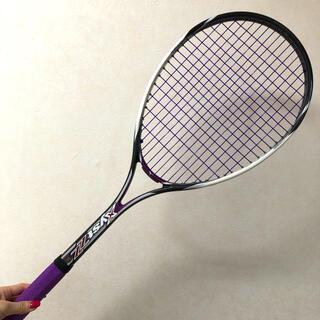 ミズノ(MIZUNO)の美品 🎾 テニスラケット mizuno ミズノ xyst-zz(ラケット)