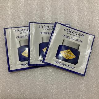 ロクシタン(L'OCCITANE)のロクシタン デイ&ナイトクリーム サンプル(フェイスクリーム)