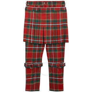 バーバリー(BURBERRY)のBURBERRY LONDON  イギリス購入 巻きスカートパンツ(カジュアルパンツ)