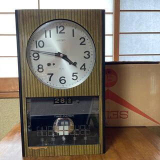 SEIKO - 昭和レトロ★壁掛け振り子時計