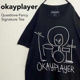 USA製 Okayplayer Tシャツ オーケイプレイヤー Questlove(Tシャツ/カットソー(半袖/袖なし))
