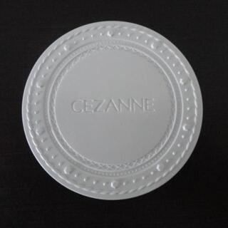 CEZANNE(セザンヌ化粧品) - セザンヌ UVクリアフェイスパウダー P1 ラベンダー