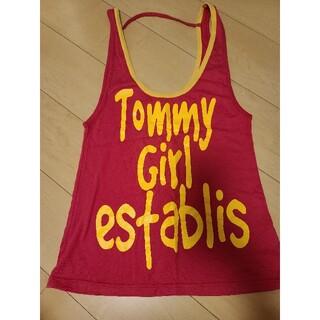 トミー(TOMMY)のTommy タンクトップ(タンクトップ)