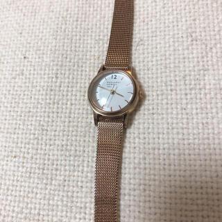 マーガレットハウエル(MARGARET HOWELL)のMHL レディース時計(腕時計)