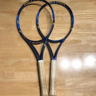 ウィルソン(wilson)のウィルソン ULTRA100 硬式テニスラケット 2本セット 美品(ラケット)