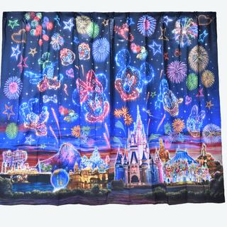 ディズニー(Disney)のディズニー 夜空 カーテン(カーテン)