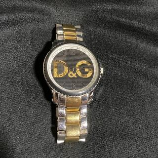 ドルチェアンドガッバーナ(DOLCE&GABBANA)のDOLCE&GABBANA 時計(腕時計(アナログ))