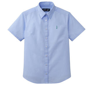 イーストボーイ(EASTBOY)の[EASTBOY] 半袖T/Cブロードシャツ(シャツ/ブラウス(半袖/袖なし))