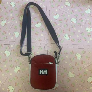 ヘリーハンセン(HELLY HANSEN)のHELLY HANSEN 【ヘリーハンセン】☆ミニ ショルダーバッグ(ショルダーバッグ)