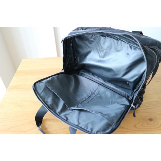 ACE GENE(エースジーン)の【期間限定値下】ACE GENE ビジネスバッグ ブラック メンズのバッグ(ビジネスバッグ)の商品写真