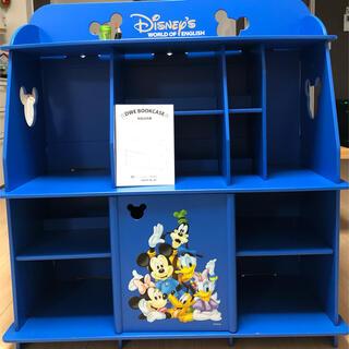 ディズニー(Disney)のディズニー英語システム 棚のみ(棚/ラック/タンス)