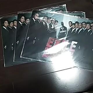 EXILE コカ・コーラゼロ 非売品 クリアファイル(クリアファイル)