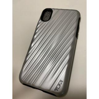 トゥミ(TUMI)のTUMI iPhone10ケース(iPhoneケース)