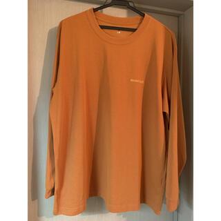 モンベル(mont bell)の【値引はコメントで】mont-bell ロングTシャツ(Tシャツ/カットソー(七分/長袖))