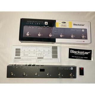 ヤマハ(ヤマハ)のBlackstar LIVE LOGIC USB MIDIcontroller(MIDIコントローラー)