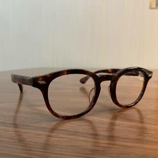 ビューティアンドユースユナイテッドアローズ(BEAUTY&YOUTH UNITED ARROWS)のBEATY&YOUTH by KANEKO OPTICAL メガネ 鼈甲タイプ(サングラス/メガネ)