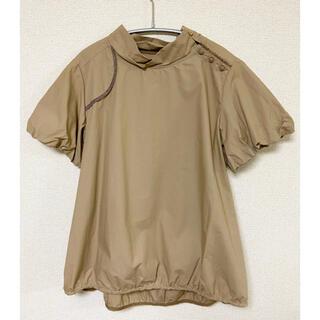 ビームスボーイ(BEAMS BOY)のツイスト衿スモッグ(シャツ/ブラウス(半袖/袖なし))
