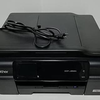 ブラザー(brother)のBROTHER A4インクジェット複合機 PRIVIO 黒モデル DCP-J95(その他)