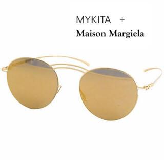 マルタンマルジェラ(Maison Martin Margiela)の稀少 Maison Martin Margiela × Mykita サングラス(サングラス/メガネ)