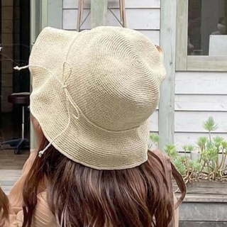 dholic - dholic 麦わら帽子 韓国