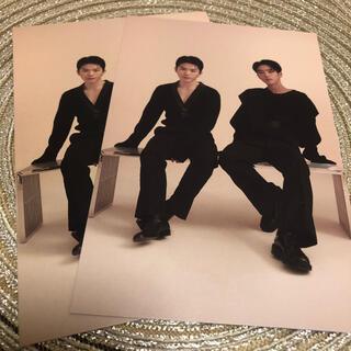 セブンティーン(SEVENTEEN)のyour choice OTHER SIDE ポストカード ホシウジ(K-POP/アジア)