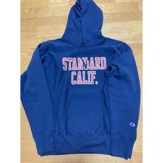 スタンダードカリフォルニア(STANDARD CALIFORNIA)のスタンダードカリフォルニア別注チャンピオン(パーカー)
