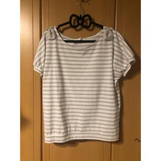 クチュールブローチ(Couture Brooch)の❤︎ couture brooch ❤︎ ✨美品✨パフスリーブカットソー (カットソー(半袖/袖なし))