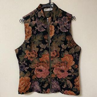 JOHN LAWRENCE SULLIVAN - contena store flower vest
