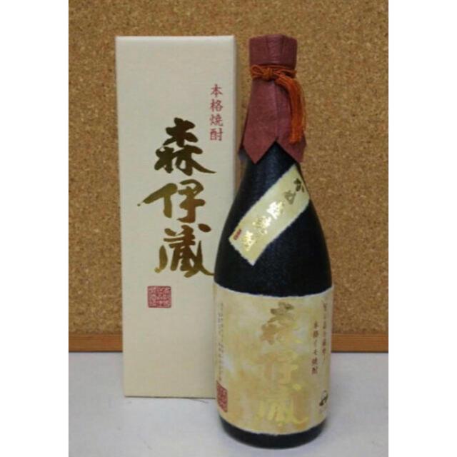 髙島屋(タカシマヤ)の森伊蔵 720ml 食品/飲料/酒の酒(焼酎)の商品写真
