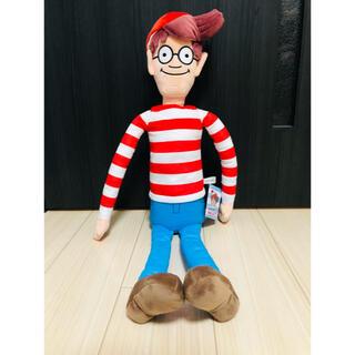 ウォーリー(WOLY)のウォーリーを探せ 人形(キャラクターグッズ)