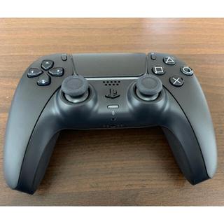 プレイステーション(PlayStation)の中古【PS5】DualSense ワイヤレスコントローラー ミッドナイトブラック(その他)