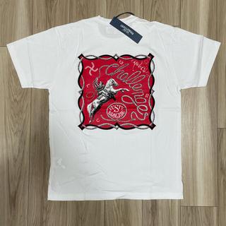 ネイバーフッド(NEIGHBORHOOD)のchallenger fusty works tee 限定 L チャレンジャー(Tシャツ/カットソー(半袖/袖なし))