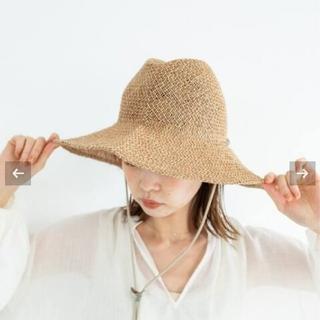 イエナ(IENA)の最終お値下げ! メゾンドリリス (麦わら帽子/ストローハット)