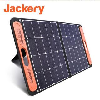 【新品未使用】Jackery SolarSaga 60 ソーラーパネル 68W (バッテリー/充電器)