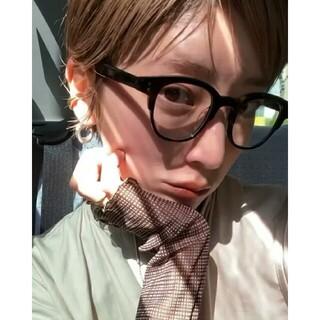 トゥデイフル(TODAYFUL)の【新品】ゾフ Zoff×REIKA YOSHIDA ウェリントン型 眼鏡メガネ (サングラス/メガネ)